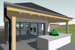 image of a Building Information Modelling (BIM) Render by Detail Design Solutions