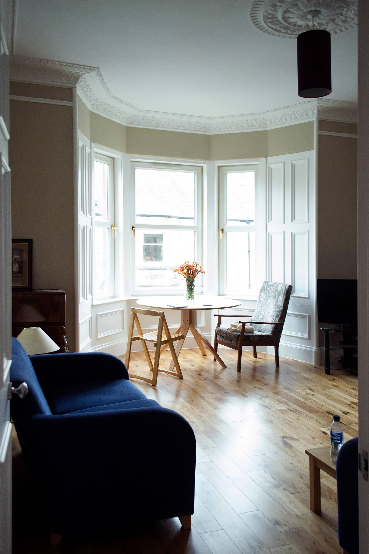 Upper Colony Flat, Edinburgh - Detail Design Solutions