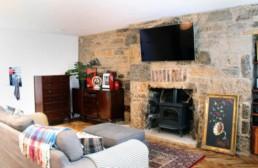 Living room newhaven design